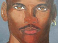 Michael Jordan by John Hayes